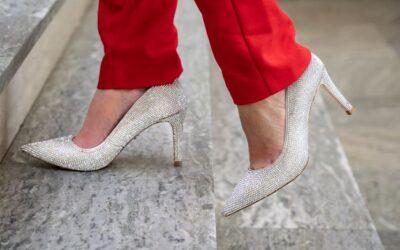 Van angst om door de mand te vallen naar stevig in haar schoenen staan!